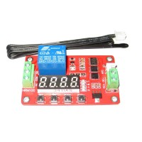 HRM100 Temperature Relay Control Module Temperature Control Relay Module Multifunction Digital Module 5/12/24V Power