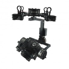3 Axis Brushless Gimbal Russian Legal Copy 360 Degree Infinite Motion for MI-5D2\GH3\GH4 w/ Axlemos