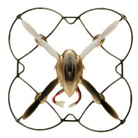 JJR/C 2.4G 4CH RC Quadcopter Remote Control Helicopter Six-axis Quad Copter Drone Lights and Gyro (Standard Version)