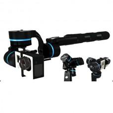 Feiyu FY-G3Ultra 3-Axis Handle Brushless Gopro Steady Gimbal Camera Mount PTZ