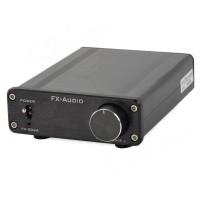FX FX502A 50W x 2 Hi-Fi 2 Channel Digital Power Amplifier Hifi Amp Black (100~240V)