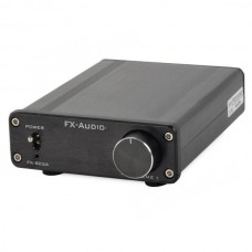 FX FX502A 50W x 2 Hi-Fi 2 Channel Digital Power Amplifier Hifi Amp Black (100~240V)