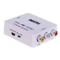 M-616 Mini PAL to NTSC display TV converter system