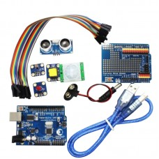 UNO R3 Arduino Learning kits with High quality board and Sensor for Starters w/ Starter Insrtruction Book