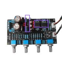 HIFI Volume Adjustable Preamplifier Board NE5532 Tone Board for Amplifier Dual Power Supply Operational Amplifier Repalceable