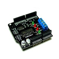 L293 Shield 1A Large Current Dual Channel Motor Driver Board
