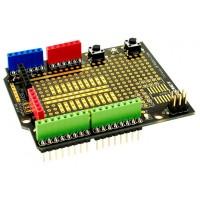 DFRobot Arduino ProtoShield with Breadboard