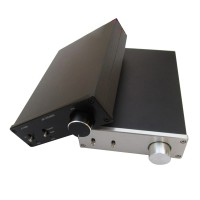 TDA7498E 2X160W HIFI Bluetooth Digital Amplifier Dual Track White(Power Supply not Included)