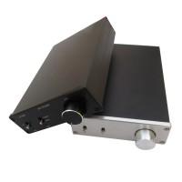 TDA7498E 2X160W HIFI Bluetooth Digital Amplifier Dual Track Black (Power Supply not Included)