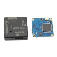 MiniAPM V3.1 Mini APM ArduPilot Mega 2.6 Upgrade APM Flight Controller w/ Protective Case