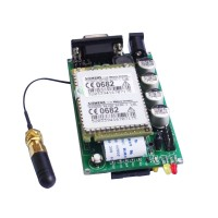 SMS GSM TC35/TC35i Development Board Module UART/RS232 TTL AT Commands