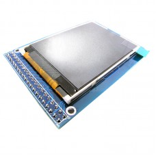 TFT01 2.4'' Color Touch Screen LCD Module LCD Module with Super Library IC, SD c