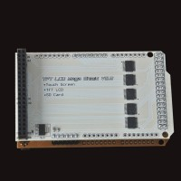 TFT01 3.2'' Mega Touch LCD Expansion Board Shield-IC Partial Pressure