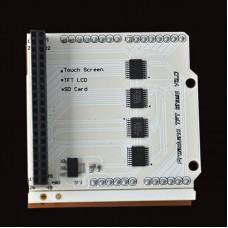 TFT01 2.4'' Touch LCD Expansion Board Shield Blue