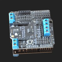 Sensor Expansion Board V5 for Arduino Control Board Connection