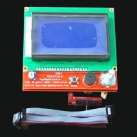 3D Printer Smart Controller RAMPS1.4 LCD 12864 Liquid Crystal Controlling Screen