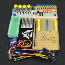 Arduino Electronic Parts Pack Kit ARDUINO Components Combo for Arduinno Beginners