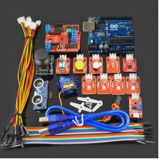 New Arrival Ardublock Graphical Programming Learning Combo Kits for Arduino New Beginners