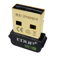 Raspberry Pi Mini USB Wireless Network 150Mbps EDUP EP-N8508GS Golden without/ Driver
