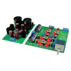 Assembled YS-MBL Hifi Preamp Board (Base on MBL6010D Preamplifier)