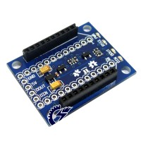 XBee Explorer Regulated XBee Shield Zigbee Module Baseboard XBee TTL Expansion Board for Arduino