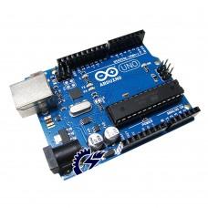 Arduino UNO R3 Controller ATmega328P-PU+ATmega16U2 Quicker Speed Larger Internal Storage Space