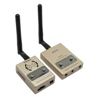 Boscam 32CH 5.8G 2200mW TX5822 Wireless AV Transmitter RX5822 Receiver 2.2W for FPV TX RX