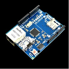 ARDUINO W5100 Ethernet Network Expansion Board SD Card Expansion