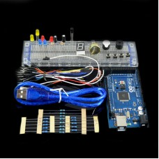 DIY basic kit -02 Arduino Tool Package MEGA 2560 R3 for Arduino Learning Kits