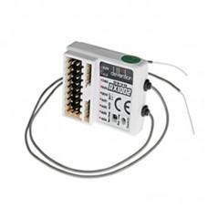 WALKERA RX1002 Devention 10CH 2.4GHz Receiver White for Devo 6/7/8/10/12 Transmitter