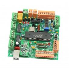 USB CNC Controller Interface Board 4 Axis Substitute MACH3 CNCUSB MK1 USBCNC 2.1