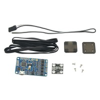 HMBGC Micro Brushless Gimbal Controller Driver w/Sensor Russian Firmware