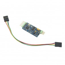 CRIUS MAVLink-OSD for Multicopeter DC-DC stabilivolt compatible with MinimOSD