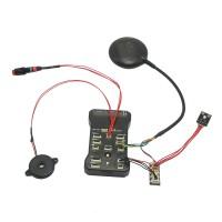 Pixhawk PX4 Autopilot PIX 2.4.6(2.4.5) Flight Controller 32 bit ARM Set with Ublox NEO 6M GPS Better Than APM with Case for RC Model (with External LED)
