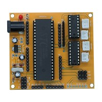 51 Singlechip Smallest System Learning Bord Development Board for Smart Car