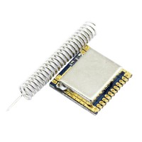 SI4463-SMT Wireless Transceiver Module With Springs Antenna