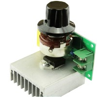 High-power 3800W SCR Voltage Regulator Dimming Speed Control Temperature Control