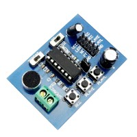 ISD1820 Sound/Voice Board Recording and Playback Module