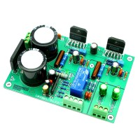 Integrated Amplifier Pure Tone : LM3886 Dual-Channel Amplifier Board Standard Version ( with Power Protection )