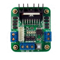 L298N Dual H Bridge DC stepper Motor Driver Controller module Board for Arduino