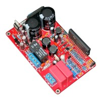 TA2022 Assembled Digital Amplifier Board 90W+90W AC22V-0-AC22V Adopting Original Gold Pins