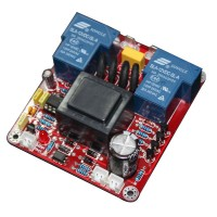 Class A power Delay Soft Start Temperature Protection Board w/ Switching Function