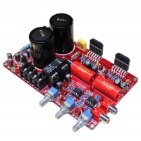 LM3886 + NE5532 68W+68W Tone Amplifier Completed Board-YJ