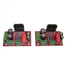 LM3886 * 2 Fever Amplifier Board 2×50W Dual Channel Amp