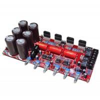 LM3886TF+NE5532 2.1 68W+68W+120W Amplifier Board