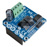 IBT-2/Arduino Motor Driver Module BTS7960 Full H Bridge Drive Module Overheat Over Current Protection