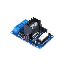 Car Motor Driver L298N Motor Module H Bridge Drive Board Backward Forward Rotate w/ Optocoupler