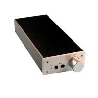 Updated Version E-01 Headphone Amplifier/Amp Shielding Transformer