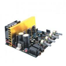 AV138 High Fidelity Amplifier Board with Karaoke Front Tone Cooling Fin