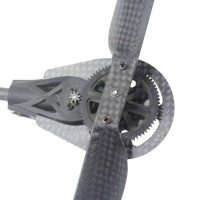 parrot AR.Drone Vision 1 2 Customized 1.5mm Carbon Fiber Motor Protection Gear